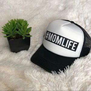#MOMLIFE trucker hat